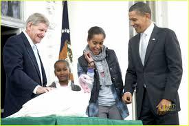 obama thanksgiving turkey president barack obama happy turkey day photo 2383372 barack