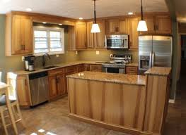 kitchen with island and peninsula cabinet island island peninsula livingurbanscape org