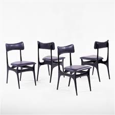 Dining Chair Set Of 4 Dining Chairs Set Of 4 By Alfred Hendrickx On Artnet
