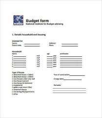 budget forms i have made yet another budgeting printable the