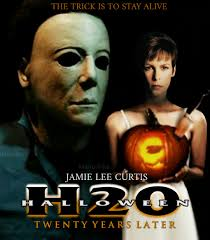 halloween h20 horror movie slasher jamie lee curtis horror fan