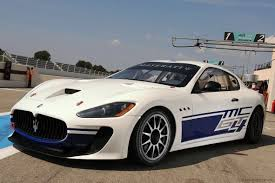 maserati mc 13 debuts granturismo mc race car