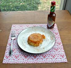 holiday party recipes spicy pineapple upside down cakes hezzi