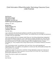 collection of solutions sample cover letters for information