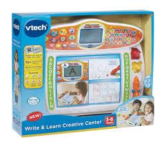 vtech write and learn desk vtech write learn creative center trade walmart com