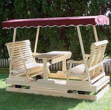 outdoor glider swing with table 24 best gliders images on pinterest porch swings backyard swings