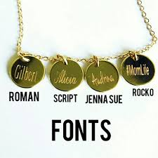 engraved jewelry candy couture shop 50 sale engraved necklaces bar and charms