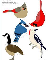 i recently posted a link to martha stewart s cinnamon bird