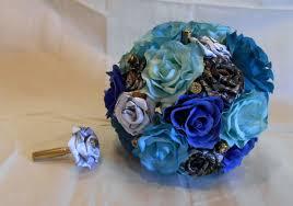 camo flowers camo wedding bouquet bridal bouquet mossy oak bouquet