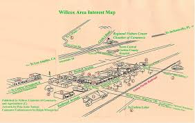 Map Of Arizona Towns by Things To Do In Willcox Arizona Southern Arizona Guide Com
