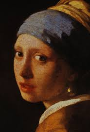 vermeer girl with pearl earring painting vermeer s artistic technique painting an copy of girl with a