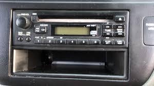 honda odyssey anti theft radio code no dealership fix radio error code on honda odyssey 2003 locked