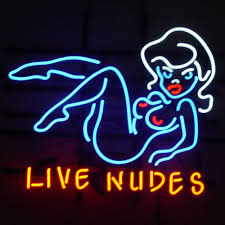 2017 lives bar handcrafted neon light sign real glass