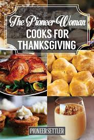 the pioneer recipes for thanksgiving best recipes