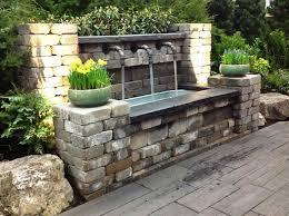 galvanized water trough planter a garden created for a family
