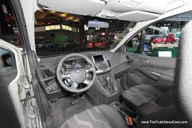 2014 ford transit connect wagon the truth about cars