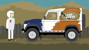 land rover rnli typical land rover owners illustrated funrover land rover blog