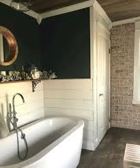 Rustic Bathroom Decor Ideas 45 Farmhouse Rustic Bathroom Decor Ideas On A Budget Crowdecor