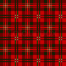 christmas plaid wrapping paper tartan plaid patterns vector stock vector colourbox
