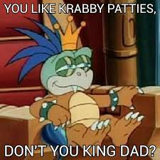 You Like Krabby Patties Meme - meme based on spongebob by kitty mcgeeky97 on deviantart