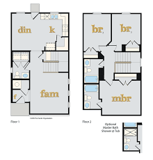 floor plan photos new homes for sale buda texas 78610 summer pointe floor plans