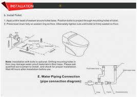 smart toilet furrion
