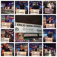 94 1 Wip Philadelphia Sports Radio Great Birds Debate Cbs Philly