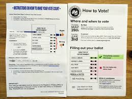 Ca Dmv Power Of Attorney by California Voter Foundation Improving California U0027s Vote By Mail