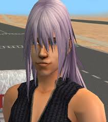 hair color to download for sims 3 mod the sims riku kh2 hair