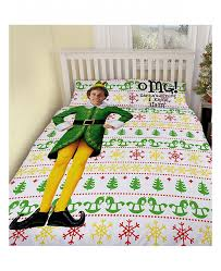 Rapunzel Duvet Cover This Official Elf Buddy Double Duvet Cover Set Brings A Touch Of