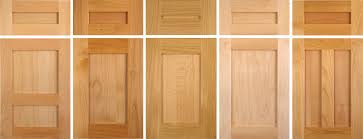 interesting oak shaker cabinet doors and rta broker with design ideas