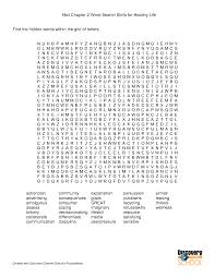 Goal Worksheets For Adults Substance Abuse Word Search Related Keywords U0026 Suggestions