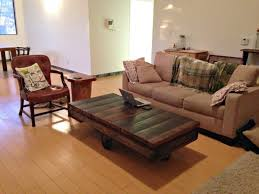 Hardwood Coffee Table Reclaimed Wood Coffee Tables Recycled Things