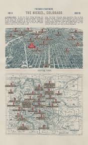 Salida Colorado Map by 49 Best Old Maps Images On Pinterest Old Maps Cartography And