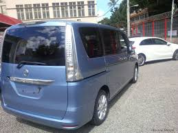 used nissan serena 20s 2013 serena 20s for sale vacoas nissan