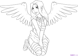 nice coloring angel coloring pages coloring pages wallpaper