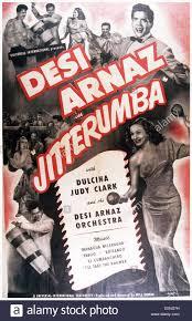 Desi Arnes by Jitterumba U S Poster Desi Arnaz Top Right And Bottom Left
