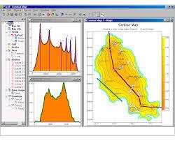 Isoline Map Contour Maps And Digitize Image Program 3dfieldpro 2d 3d 4d Maps