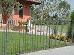 garden fence bar steel recintha giglio nuova de fi m spa