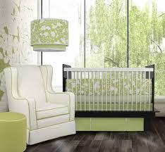 Green Nursery Decor Baby Nursery Endearing Light Green Black And White Baby Nursery