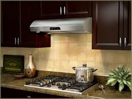kitchen recirculating range hood stove vents outside non