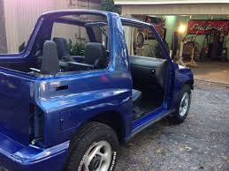 chevy tracker 2014 geo tracker paint job classic cars and tools