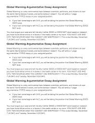 sample essay about global warming sample of an argumentative essay academic essay persuasive essay samples academichelp net