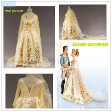 wedding dress costume 2018 2015 cinderella dress children cinderella wedding dress kids