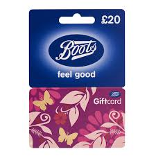 20 gift card boots 20 gift card at wilko