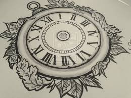 Design Clock by Clock Tattoo Design Jpg 1024 768 Under Warranty Pinterest