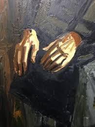 la chambre d 馗oute magritte jean couty 1907 1991 assis original 1930