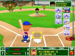 Pete Wheeler Backyard Baseball The O U0027s Take Over Junior Sports Neighborhood Backyard Baseball