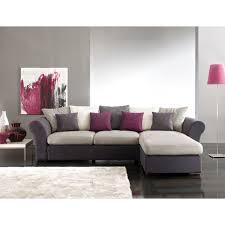 canapé d angle couleur prune canapé d angle prune intérieur déco