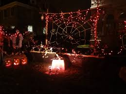halloween decorated houses era fey gossips halloween